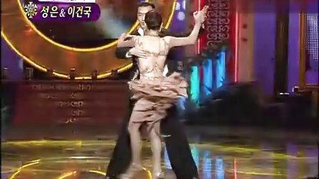 盛恩热舞 SambaMBC 明星舞会现场火暴