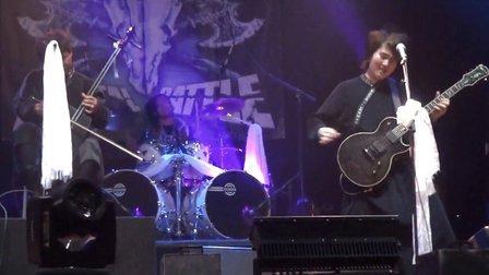 Nine Treasures(九宝乐队) live at Wacken open air 2013