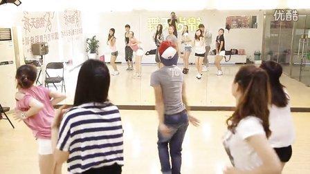 领舞基础教学 领舞课堂教学 领舞学校