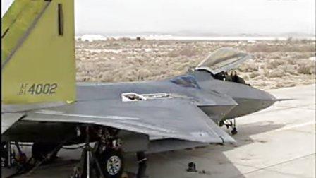 FA22特技表演 FA22战斗机的特技表演