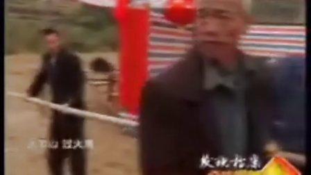 上刀山下火海捞油锅 武平永平中湍村上演绝(福建龙岩)
