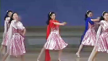 世上最漂亮的美女们跳舞