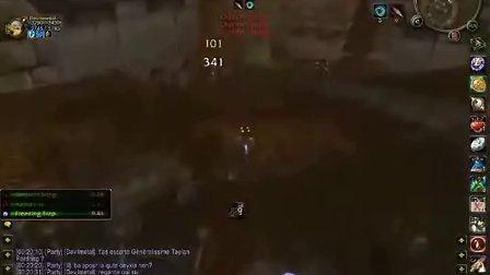 《魔兽世界》视频大元帅猎人II PVP