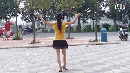 穿心村文雯广场舞《万物生》 超清