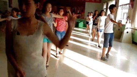 镇安县文化馆少儿艺术团2013年暑期培训班16-18点儿童基础班