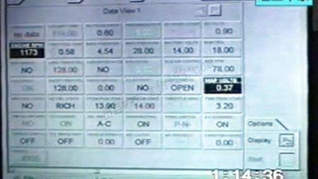 汽车维修视频教程大全-汽车故障高级诊断-解码器2