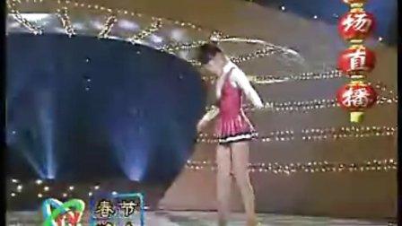 1994年春节联欢晚会舞蹈 欧阳贝妮《呼拉圈》