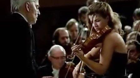 卡拉扬,穆特,贝多芬D大调小提琴协奏曲,柏林爱乐乐团