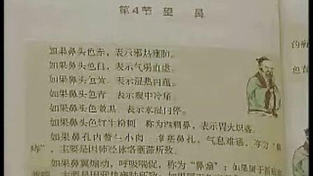 一目了然学中医(五)图解中医诊断入门