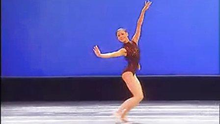 桃李杯女子舞蹈基本功比赛 32