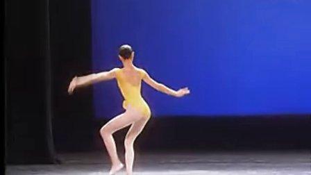 桃李杯女子舞蹈基本功比赛 33