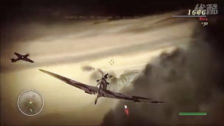 《炽天使2 二战绝密使命》实际游戏影像
