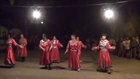 内蒙古通辽市开鲁县解放社区秧歌队