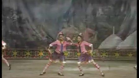 瑶族舞蹈 竹玲舞