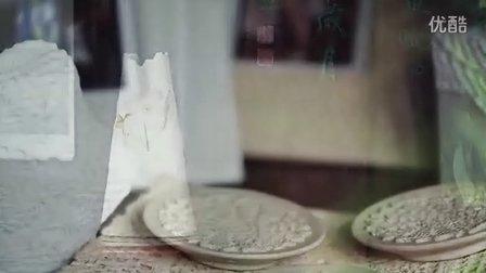 创意手钩花工艺品(花瓶、相框)-- 金依利