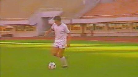 基础足球技术 运球