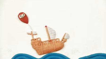 定格动画 《圣诞之旅》