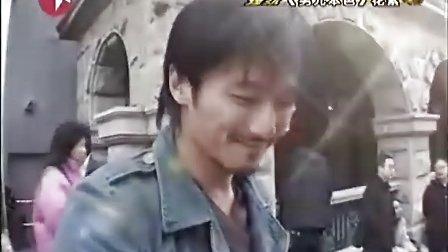 2007 07 10 东方新娱乐 男儿本色独家花絮