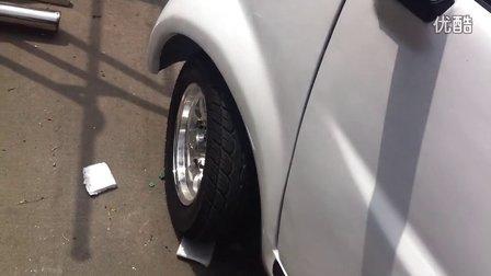 方向盘和轮胎严重不协调视频4