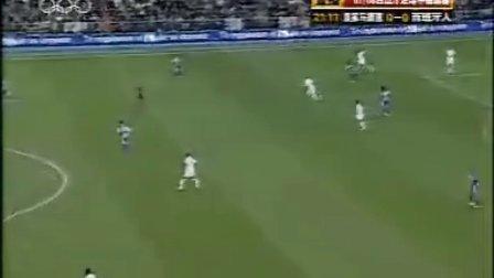 西甲  皇马VS西班牙人  上半场