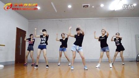 爵士舞暑假班七期 《Glam》深圳舞蹈网罗湖校区爵士舞培训班学员展示