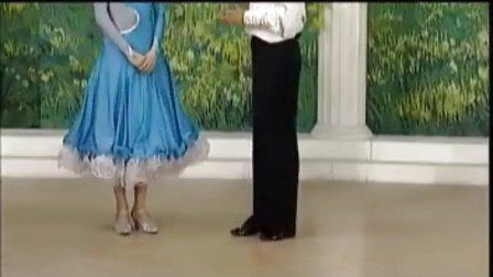 杨艺教你跳探戈16世纪舞步  藏族舞步
