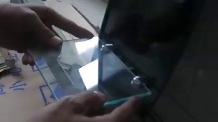 英伦高档浴室镜8047系列安装视频