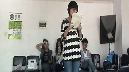 高同学-播音主持专业模拟考试-【天宇之声教育】