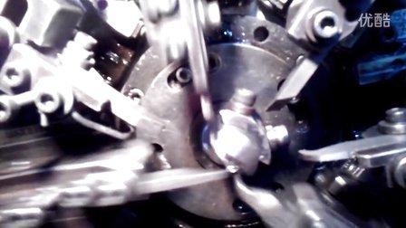 麦斯电脑弹簧机生产异型线型弹