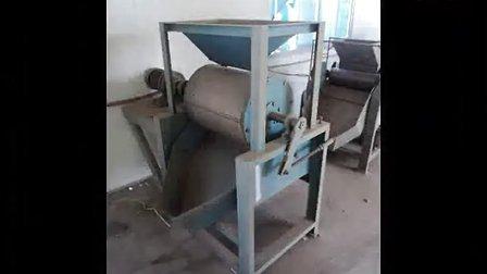 永磁筒式干式磁选机(图)