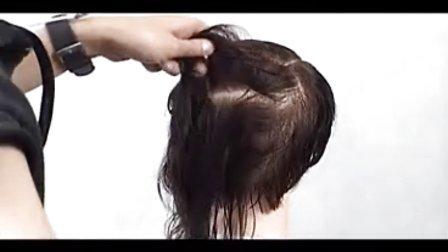 剪发教学 美发课程 沙宣剪发 教学视频