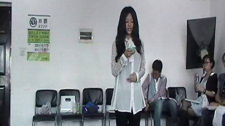 潘同学-播音主持专业模拟考试-【天宇之声教育】
