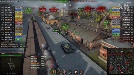 【炮神出品】WZ120:如何把僵尸MM