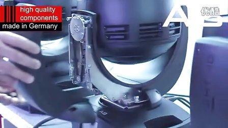 悦吉影音总代理德国 JB-Lighting A8 RGBW LED 电脑染色灯