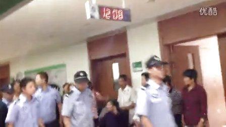 浙江省青田县人民医院医2岁小孩子--重大医疗事故。