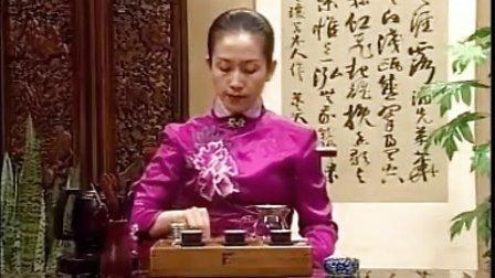 红茶-功夫茶 红茶茶艺表演 茶文化 茶道表演 茶具使用方法 标清