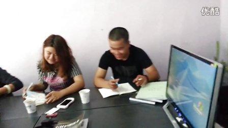 乌鲁木齐石材结晶公司-员工培训现场