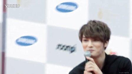 [기다려베이비]130905 首尔电视剧大赏 金在中 红毯饭拍