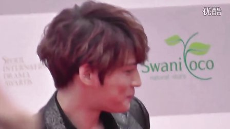 [ayajae11]130905 SDA 首尔电视剧大赏 金在中 红毯