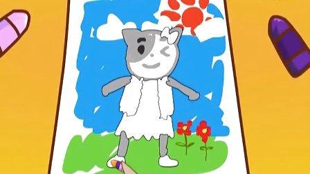 少儿英语歌曲  少儿英语动画片