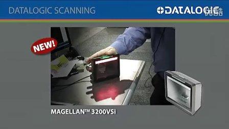 Datalogic得利捷 Magellan 3200VSi Demonstration