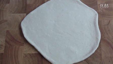 【美食】意大利辣味香肠比萨-尼克的厨房