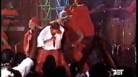 Ginuwine -- &Pony 现场版