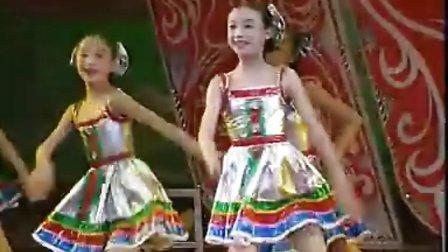 少儿舞蹈视频   踢踏十分钟