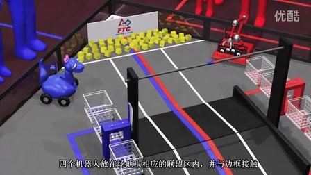 2013-2014 FTC 机器人科技挑战赛 Block Party 官方规则 中文字幕