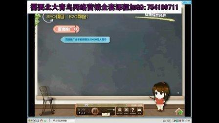 北大青鸟课程之SEO-B2C电子商务站案例解析!