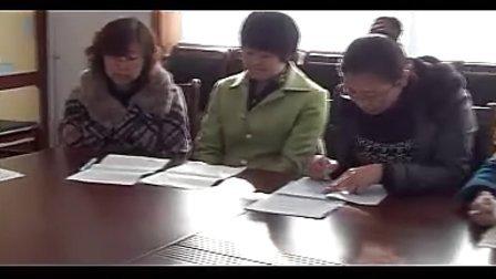 二年级语文看图写话《数猴子》课后会议