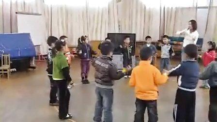 宝应实验幼儿园姜华执教大班集体舞逗牛