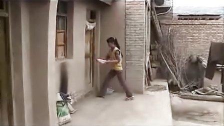 实拍 甘肃省 通渭县 襄南职中住宿情况