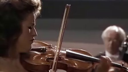 卡拉扬、穆特 维瓦尔第小提琴协奏曲《四季》